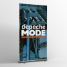 Depeche Mode -Textile Banner (Flag) - Some Great Reward