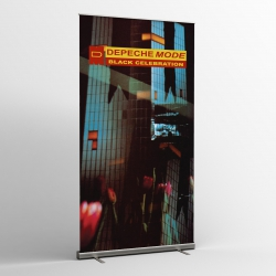 Depeche Mode - Textile Banner (Flag) - Black Celebration