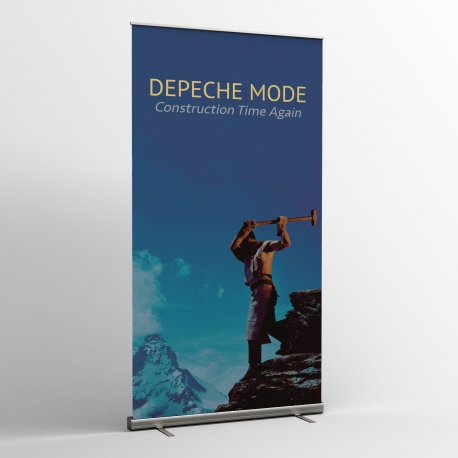 Depeche Mode - Banners - Construction Time Again