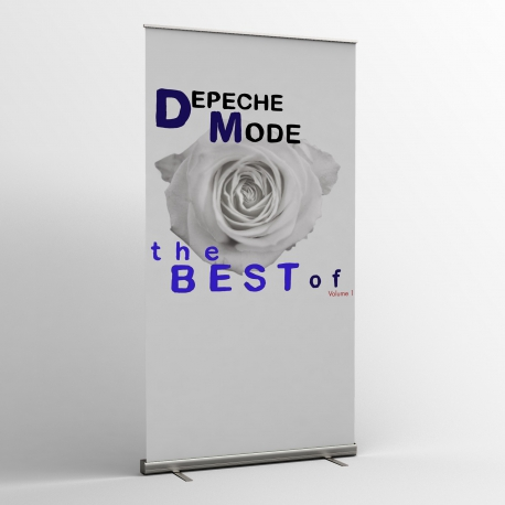 Depeche Mode - Banners -The Best Of Volume 1