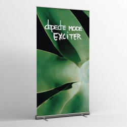 Depeche Mode -  pancartas textiles (Bandera) - Exciter