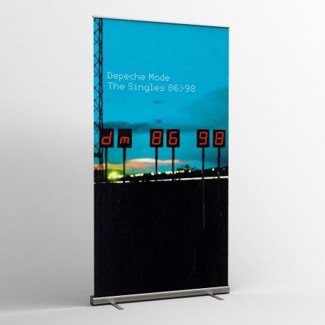 Depeche Mode - Banners - The Singles 86-98