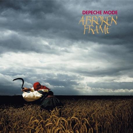 Depeche Mode - A Broken Frame [CD+DVD]