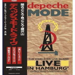 Depeche Mode - The World We Live In And Live in Hamburg [DVD]