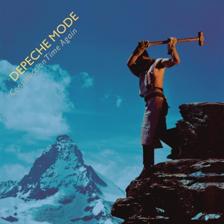 Depeche Mode - Construction Time Again [CD+DVD]