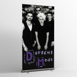 Depeche Mode - pancartas textiles (Bandera) - Photo (93)