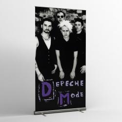 Depeche Mode - Textile Banner (Flag) - Photo (93)
