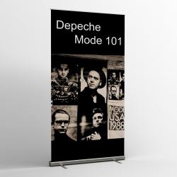 Depeche Mode - striscioni tessili (Bandiera) - 101