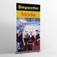 Depeche Mode - striscioni tessili (Bandiera) - Photo 1