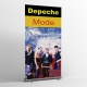 Depeche Mode - Textile Banner (Flag) - Photo 1