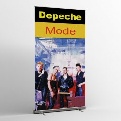 Depeche Mode - pancartas textiles (Bandera) - Photo 1