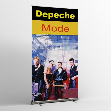 Depeche Mode - striscioni tessili (Bandiera) - Photo 1