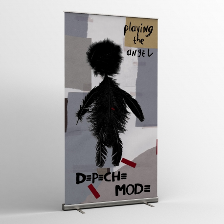 Depeche Mode - Textile Banner (Flag) - Playing the Angel