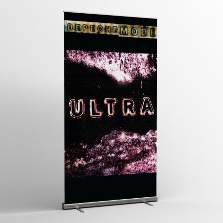Depeche Mode - pancartas textiles (Bandera) - Ultra