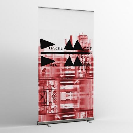 Depeche Mode - striscioni tessili (Bandiera) - Delta Machine