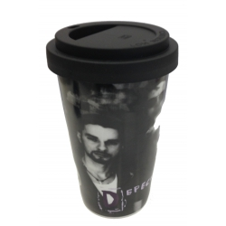 Depeche Mode - Photo  - Thermo -Becher