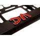 Depeche Mode vehicle registration plate holder - Spirit