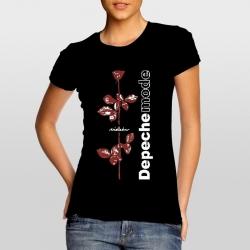 Frauen-T-Shirt Depeche Mode - VIOLATOR