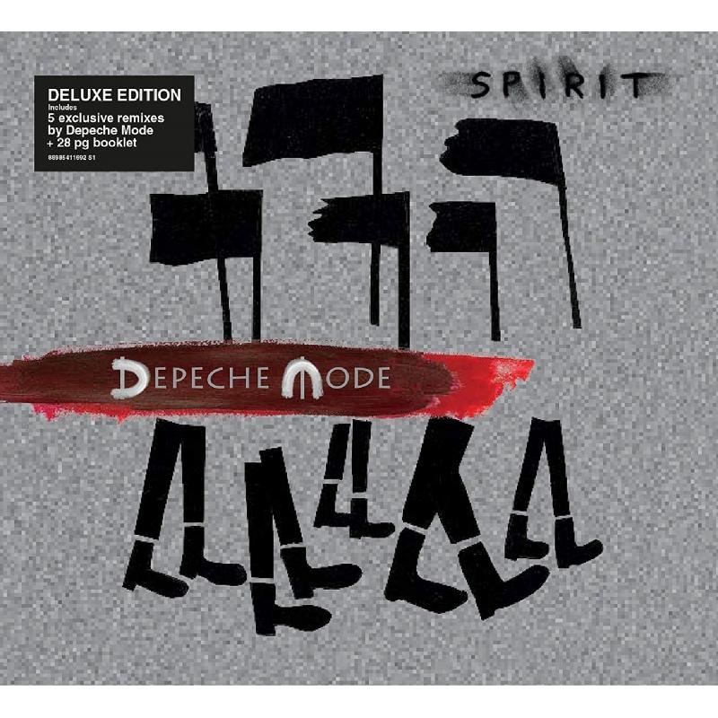 depeche mode spirit 2cd deluxe depeche mode universe. Black Bedroom Furniture Sets. Home Design Ideas