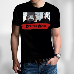 Depeche Mode - camiseta - Spirit - (Foto)