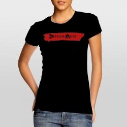 Depeche Mode - Frauen - T-Shirt - Spirit - (Foto)
