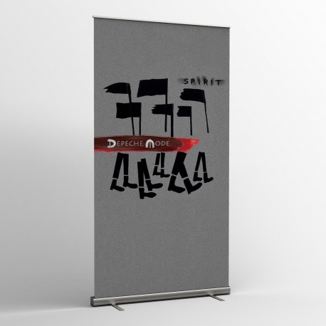 Depeche Mode - pancartas textiles (Bandera) - Spirit