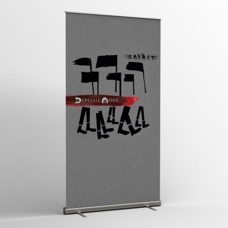 Depeche Mode - Textile banners (Flag) - Spirit