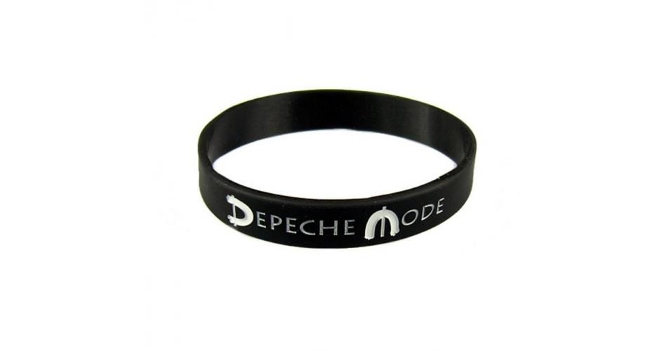 depeche mode spirit armband silikon 7 9 in dm universe. Black Bedroom Furniture Sets. Home Design Ideas