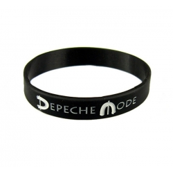Depeche Mode - Spirit - Pulsera (Silicona) 7,9 in