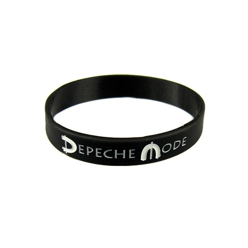 depeche mode spirit armband silikon 7 9 in dm universe. Black Bedroom Furniture Sets. Home Design Ideas