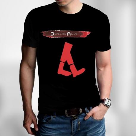 Depeche Mode - T-shirt - Spirit (DM Tour)