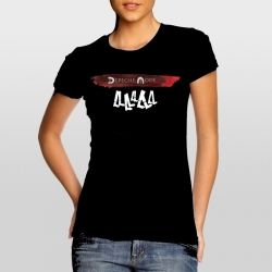 Depeche Mode - Frauen-T-Shirt - Spirit