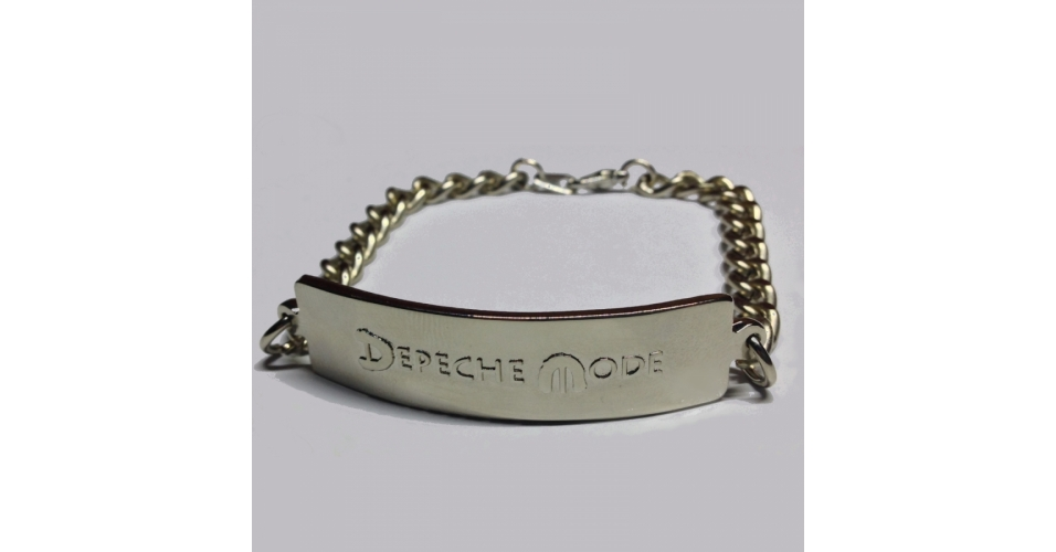 depeche mode spirit armband metall depeche mode universe. Black Bedroom Furniture Sets. Home Design Ideas