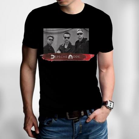 Depeche Mode - camiseta - Spirit (Foto)