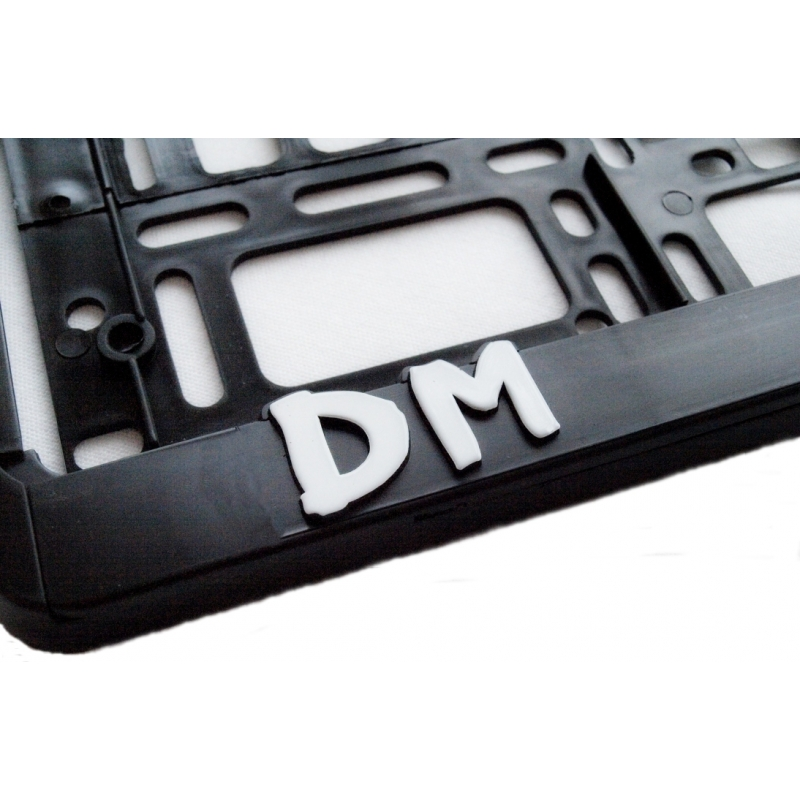 ... Depeche Mode - vehicle registration plate holder - Playing The Angel  sc 1 st  DM Universe & Depeche Mode - vehicle registration plate holder - Playing The ...