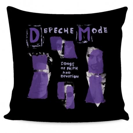 Depeche Mode - Kissenbeschichtung - Songs Of Faith And Devotion