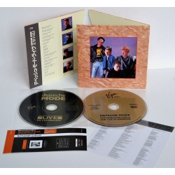 Depeche Mode - Live in Hamburg 1985  (CD+DVD)